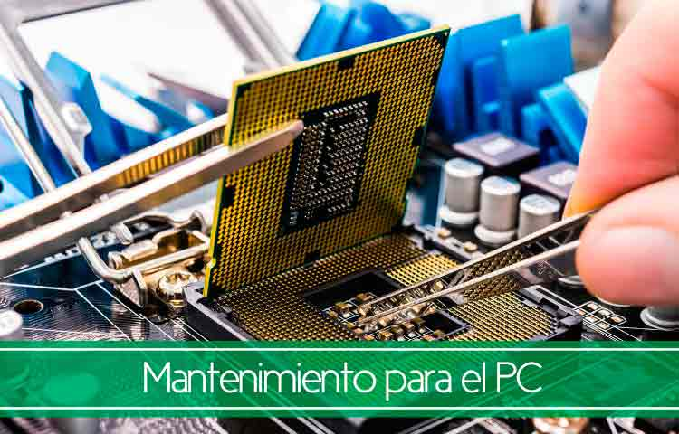 Tips de mantenimiento para el PC