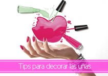 tips para decorar las uñas