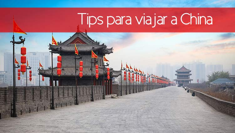 tips para viajar a china